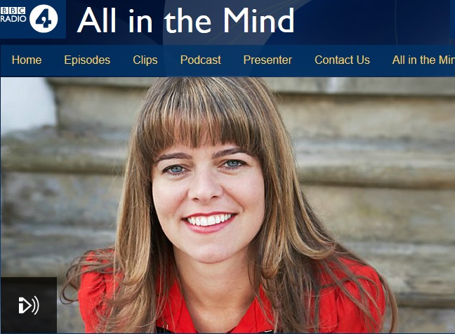 Radio 4 all in the Mind