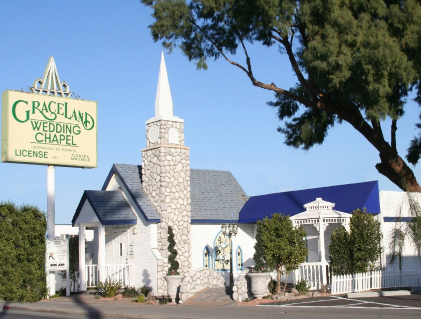 graceland wedding chapel LA
