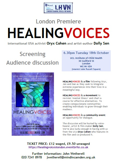Healing Voices Documentary
