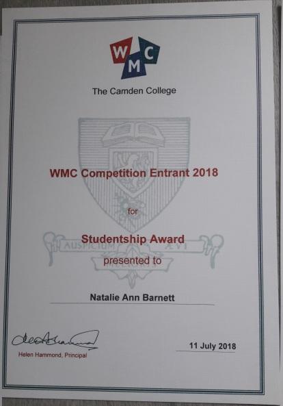 NB award 1