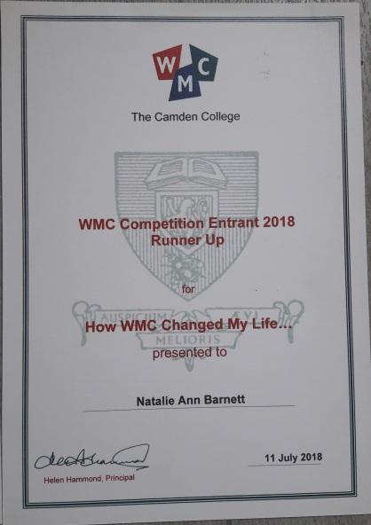 NB award 2
